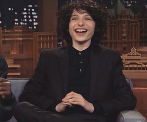 boy, finn wolfhard, and finnwolfhard image