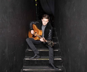 niall horan, guitar, and horan image