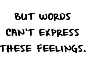 feelings, text, and words image