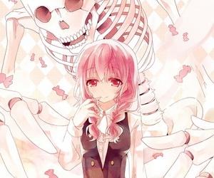 anime, inu x boku ss, and karuta image