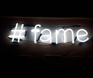 boy, dark, and fame image