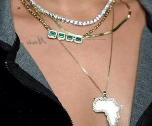 jewelry and rihanna image