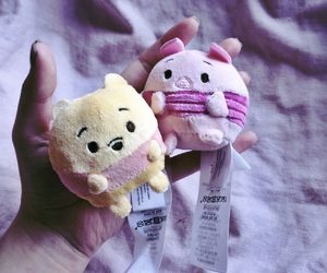 aesthetic, piglet, and Pooh bear image