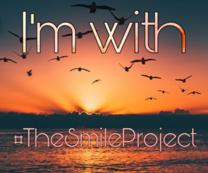 thesmileproject, article, and joy image