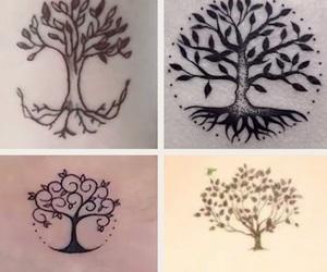 tattoo, arbol de la vida, and tatuaje image