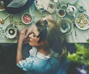 alice in wonderland, beautiful, and photography image