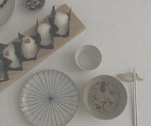 aesthetic, sushi, and asian image
