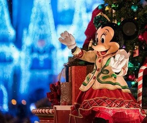 disney, minnie, and mouse image