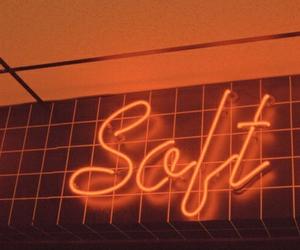 orange, aesthetic, and alternative image