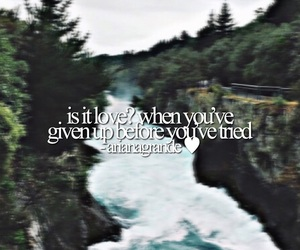 aesthetic, quote, and river image