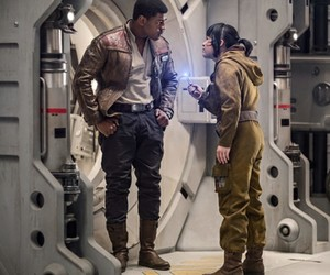 finn, resistance, and rose image