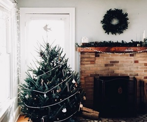 christmas, whithecollectors, and christmas tree image