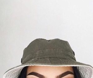brow, eyeshadow, and goals image