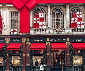 architecture, cartier, and christmas image