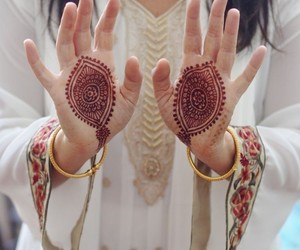 henna, mehndi, and حناً image