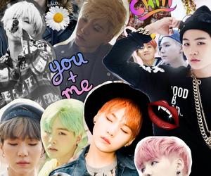 kpop, yoongi, and wallpaper image
