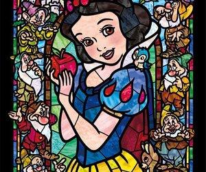 disney princess and snow white image