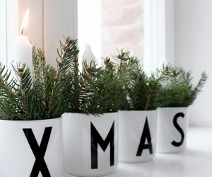 christmas, xmas, and decoration image