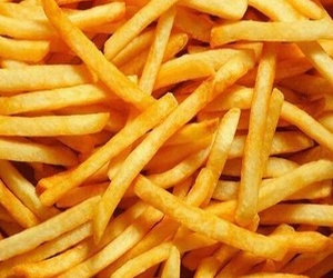 bacon, cheese, and chips image