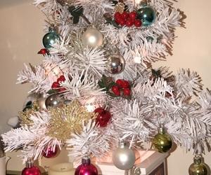 christmas, holidays, and room decor image