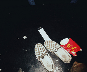 McDonalds and vans image