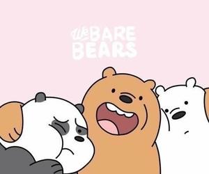 cartoon, wallpaper, and bear image