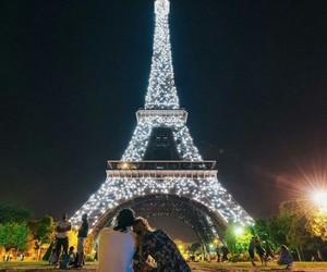 amour, francia, and parís image