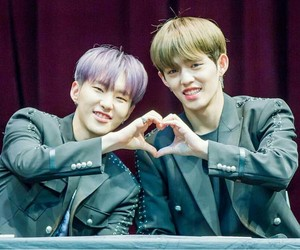 s.coups, 17, and kpop image