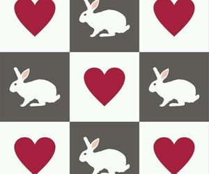 animal art, I Love You, and pattern image