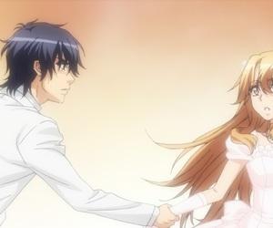 anime, manga, and love stage image