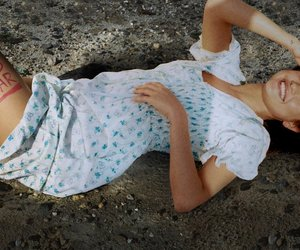selena gomez, bad liar, and photoshoot image