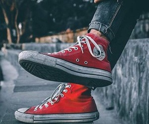 converse and red image