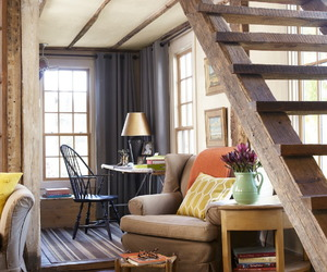 country living, home decor, and interior decorating image
