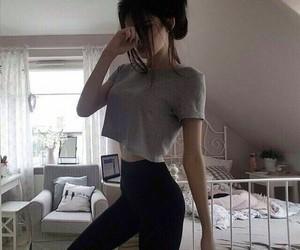 girl, thin, and thinspiration image