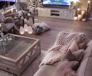 cosy, decor, and home image