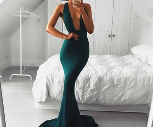 dress and beautiful image