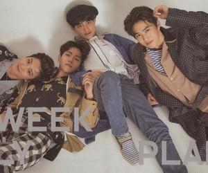exo, suho, and chanyeol image