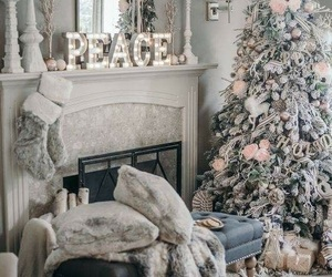 christmas and home image