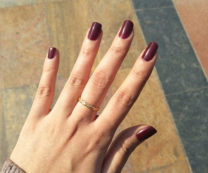accessories, sunlight, and christmas nails image