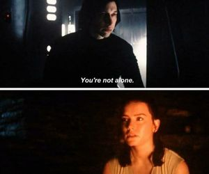 alone, lonely, and star wars image