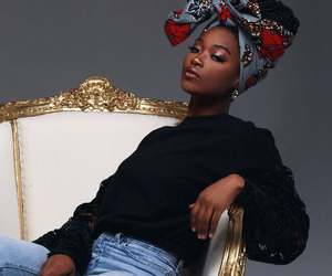 black women and darkskin image