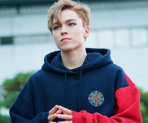 Seventeen and vernon image