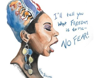 nina simone and quotes image