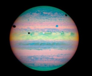planet, space, and jupiter image