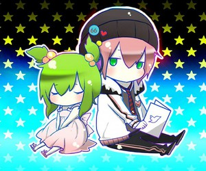 chibi, vocaloid, and gumi image