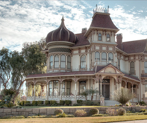 california, victorian, and house image