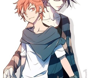 K, k project anime, and k project image