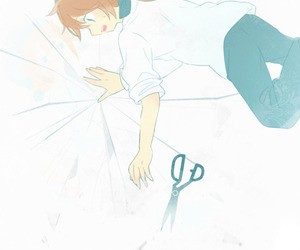 blue, debris dream, and tatsuki image