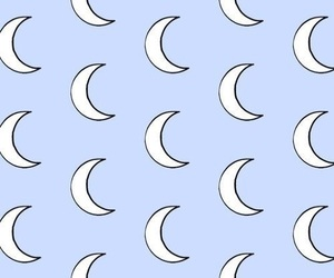wallpaper, background, and moon image