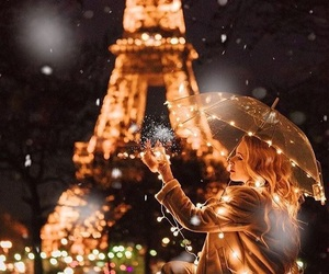 lights and paris image